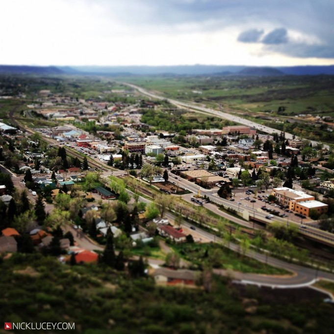Downtown Castle Rock