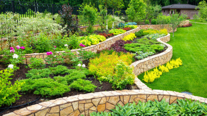 landscaping ideas spring 2020